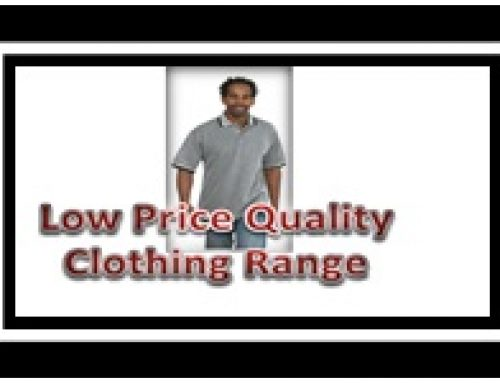 Quality Clothes at Bargain Prices, check out OUR own Clothing Catalogue