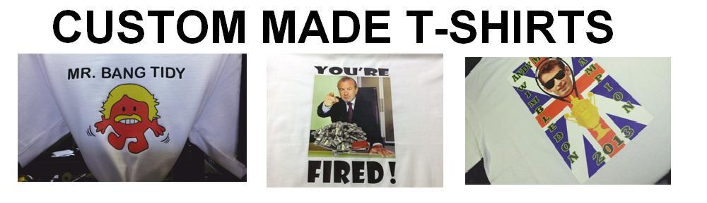 Custom tshirt printing rocket embroidery 01744 601 402 for Custom t shirt company