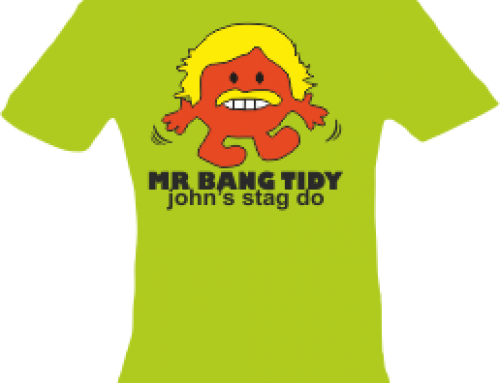 Stag Party Wigan Tshirt and Printing Provider