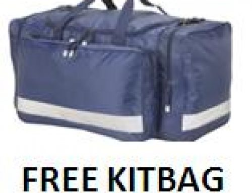 Free Kit Bag with every Stanno Football Kit Order