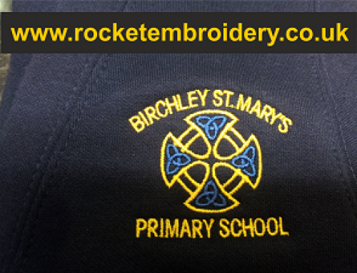 Birchley St Mary's Embroidered Uniforms ST HELENS