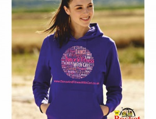 Dancewear – Printed Dance Hoodies