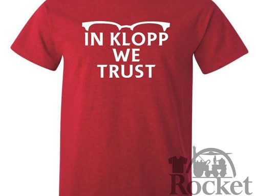 Custom Printed T Shirts Liverpool