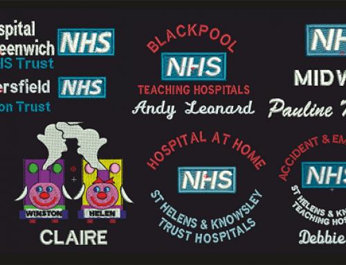 NHS Fleece Jackets