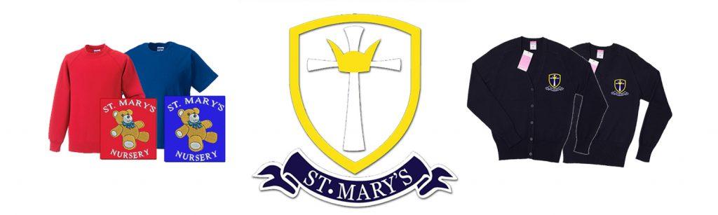 Chorley St Mary's School Uniform