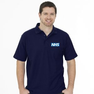 nhs polo shirts