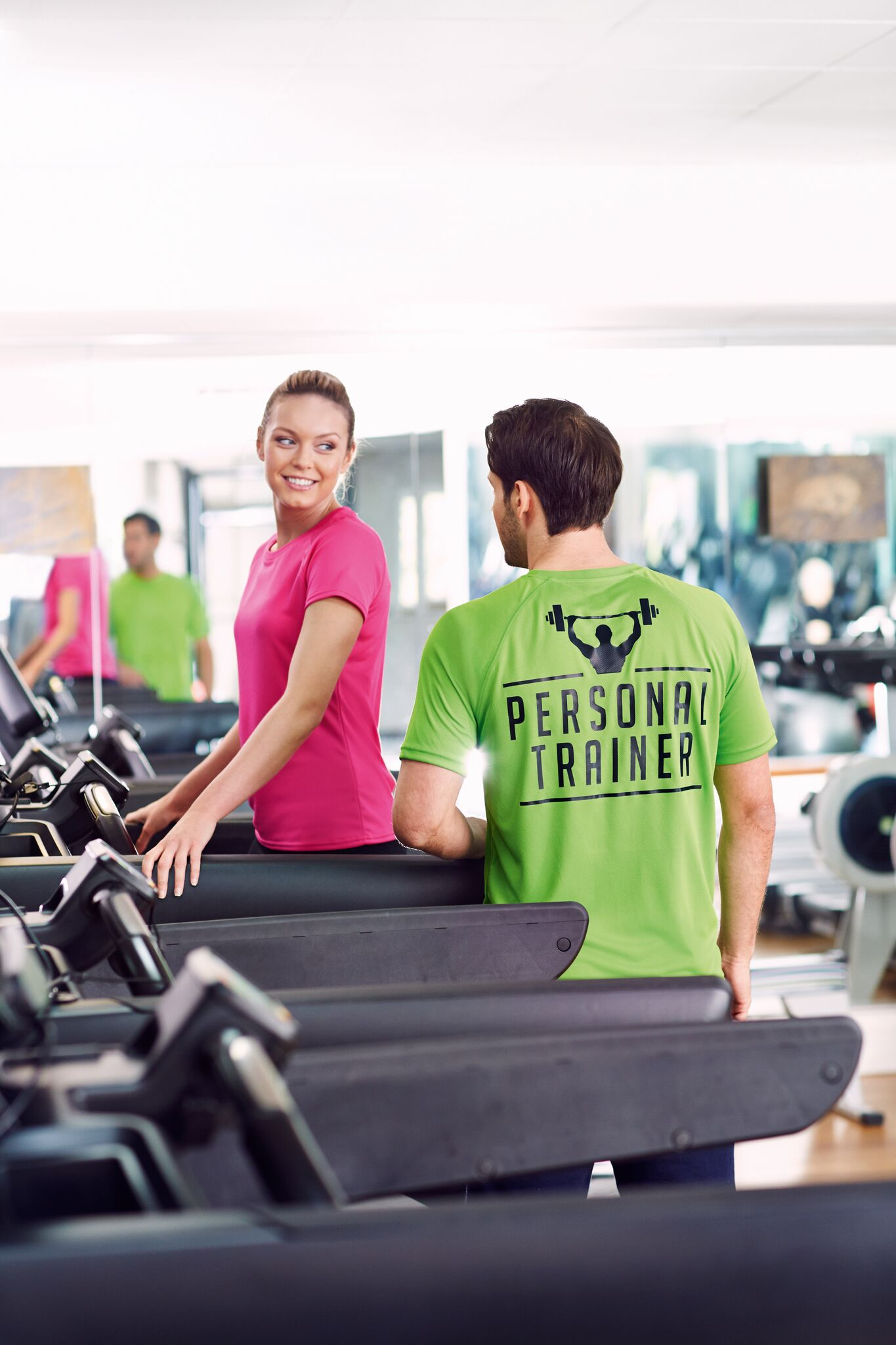 Personal Trainer Clothing